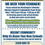 Name Our New Schools & Input on School Designs!